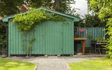 benefits of Hertfordshire garden storage sheds